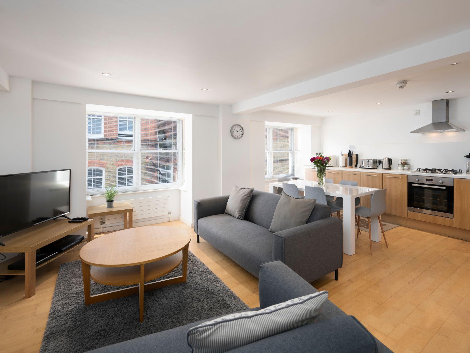 Trafalgar House Apartment Two